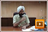 Recording of R. S. Sodhi